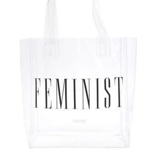 Feminist CLEAR Bag Concert/Festival Bag